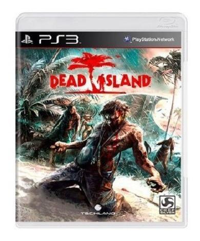 Jogo Dead Island Ps3 M. Fisica