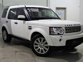 Land Rover Discovery 4 3.0 Se Blindada
