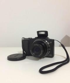 Câmera Semiprofissional Sony Cybershot Dsc H20 Novíssima