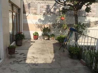 Comoda Y Espaciosa Casa De Un Nivel Con Dos Entradas Y Un Amplio Jardin