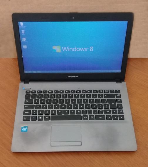 Notebook Positivo Stilo Xr2998 Funcionando - Leia Descrição