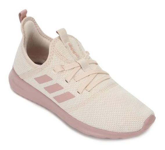 Tênis adidas Cloudfoam Pure Rose Original C/nota