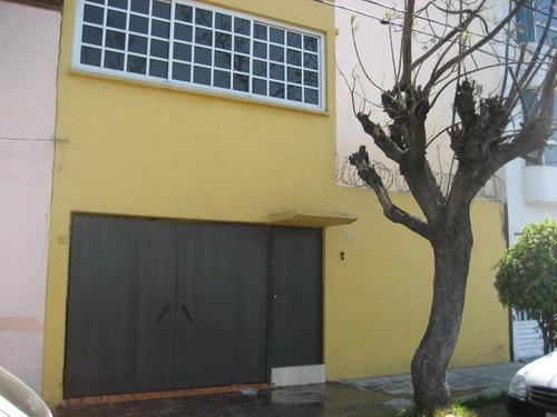 Casa En Renta En Residencial Zacatenco Lindavista Cdmx