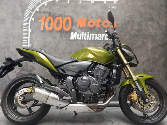 Honda Cb 600 F Hornet 2012 Novinha Aceito Moto