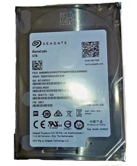 Super Hd Interno Seagate 5tb De 2.5