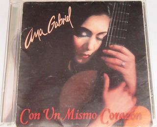 Cd Ana Gabriel Con Un Mismo Corazon El Cigarrillo Cd En Mercado Libre Mexico