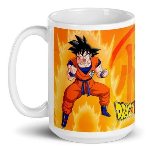 Imagen 1 de 4 de Taza Dragoon Ball Goku