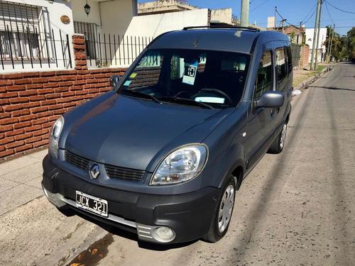 Renault Kangoo 1.6 2 Ath Plus Lc Sl Da+aa+cd+pk 2010