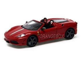 Ferrari Scuderia Spider 16m 1:32 Vermelho