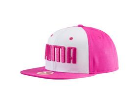 Gorra Puma Ess Flatbrim Cap Color Rosa 052921 11
