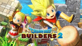 Dragon Quest Builders 2 Switch Nintendo Juego Codigo Digital