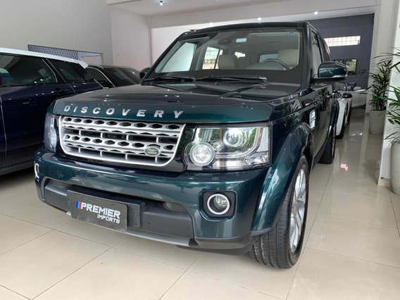 Land Rover Discovery 4 Hse Diesel 7 Luga