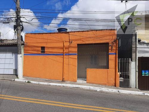 Imóvel Para Renda, 130 M² Por R$ 350.000 - Pirituba - São Paulo/sp - Ca0155