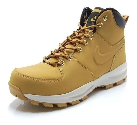 Bota Nike Manoa Leather (envío Gratis).