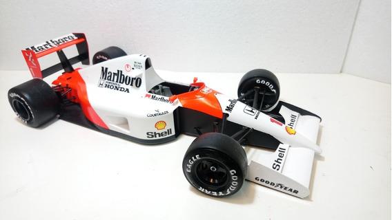 1/12 Mc Laren Mp 4/6 1991 Senna Valor Por La Restauración