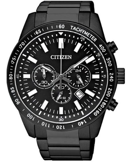 Relógio Masculino Social Citizen Gents Tz30802p Cronógrafo