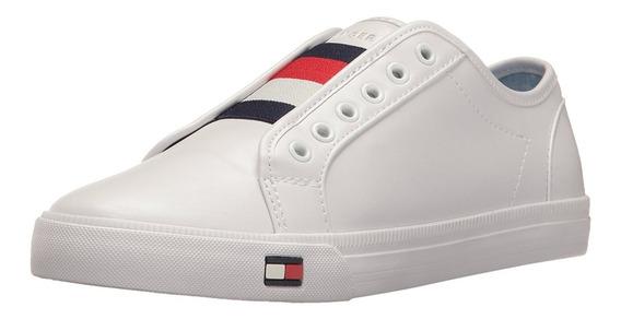 Zapato Tenis Tommy Hilfiger Anni Dama Original Envio Gratis