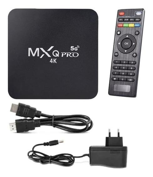 Aparelho Smart Tv Pro 5g 4k Android 10 4g + 32g + Frete