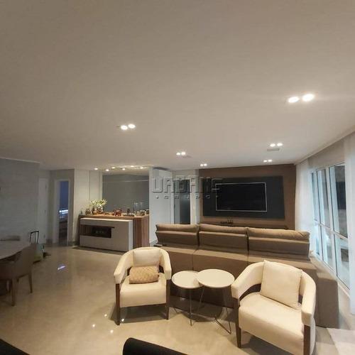 Imagem 1 de 12 de Apartamento À Venda, 162 M² Por R$ 1.717.000,00 - Vila Boa Vista - Santo André/sp - Ap1529