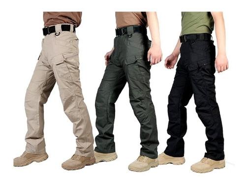 Pantalon Cargo Urbano Tactico Hombre Ripstop Envio Gratis Cordillera Ventas