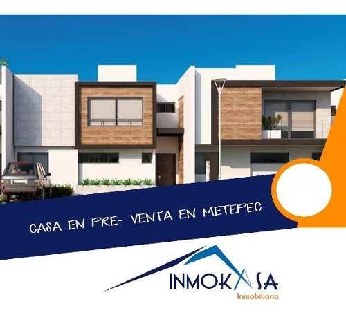 Casa En Venta En Metepec, Oportunidad!!!