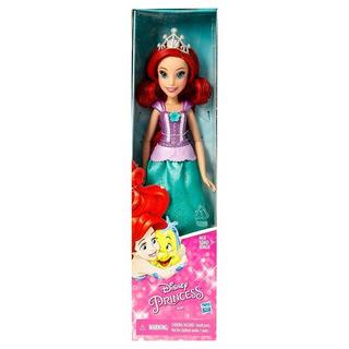 Muñeca Exclusiva Disney Princess Ariel Hasbro La Sirenita Hs