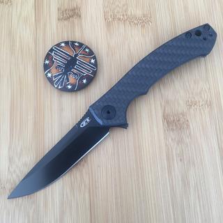Zero Tolerance Zt 0450cf Canivete * Made In Usa