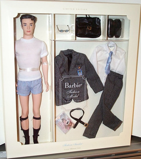 Barbie Ken Silkstone Collector Edition