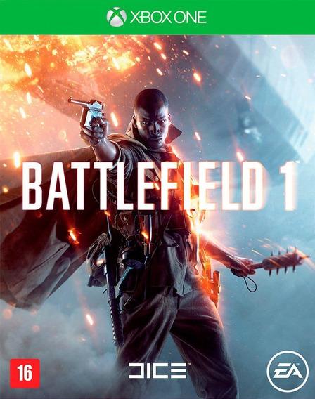 Battlefield 1 Xbox One Mídia Física 100% Português