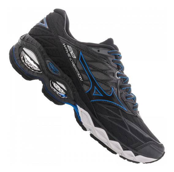Tênis Mizuno Wave Creation 20 Corrida Masculino 4141562