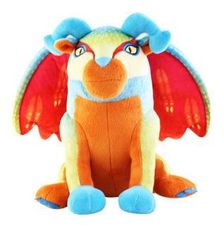 Peluche Dragon Alebrije Coco Disney 30 Cm