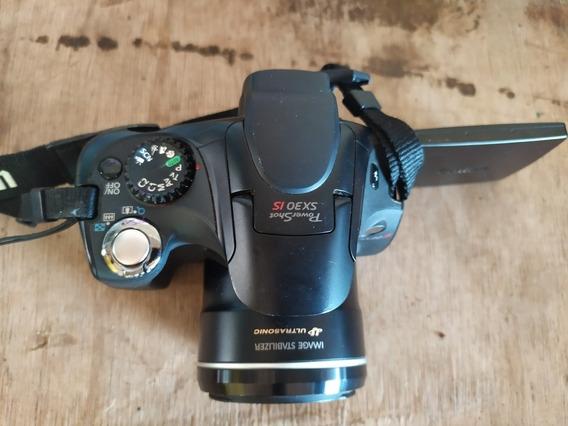 Câmera Canon Sx30 Is (para Retirada De Peças).