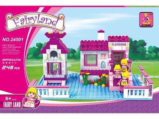 Lego Alterno Casa Princesas Reynas Mansión