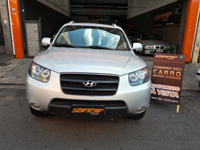 Hyundai Santa Fe 2.7 7l Aut. 5p 2010 Carros E Caminhonetes