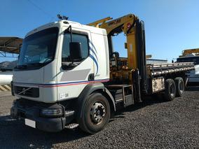 Volvo Vm 330 6x4 Ano 2013 C/ 56 Mil Km Munk 21 Ton Luna Alg