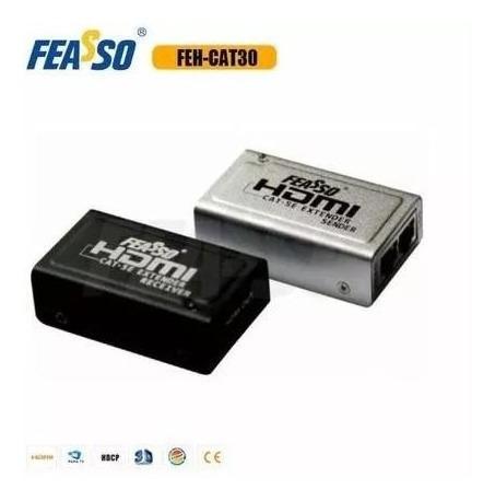 Extensor Hdm Rj 45 Feasso Feh-cat 30