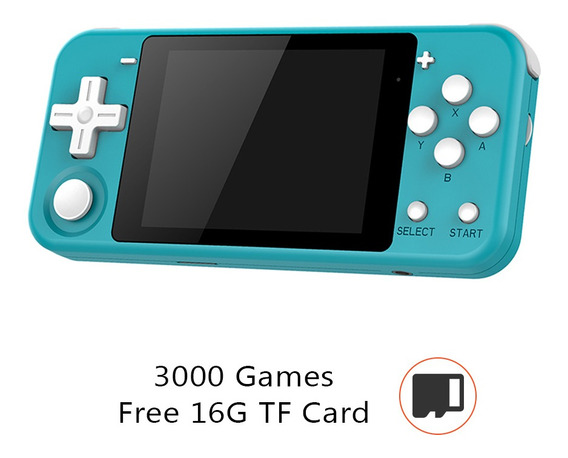 Q90 Retro Video Game Console Handheld Game Player Tela De