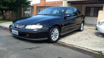 Chevrolet Omega 1999 3.8 Cd 4p