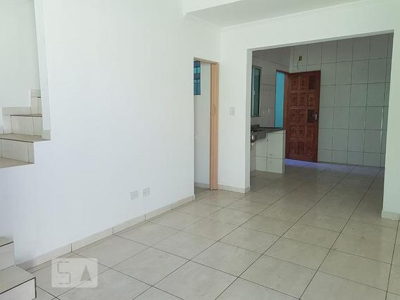 Casa Para Aluguel - Ermelino Matarazzo, 2 Quartos, 80 - 893120434