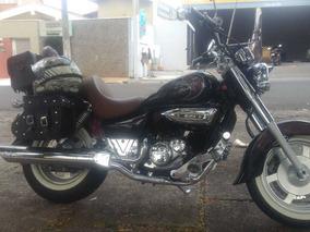 Moto Kasinski 250 Cc Com Acessórios