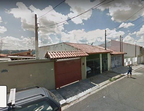 Imagem 1 de 2 de Casa Para Venda Em Atibaia, Jardim Alvinópolis, 2 Dormitórios, 2 Banheiros, 2 Vagas - 198_1-1351419