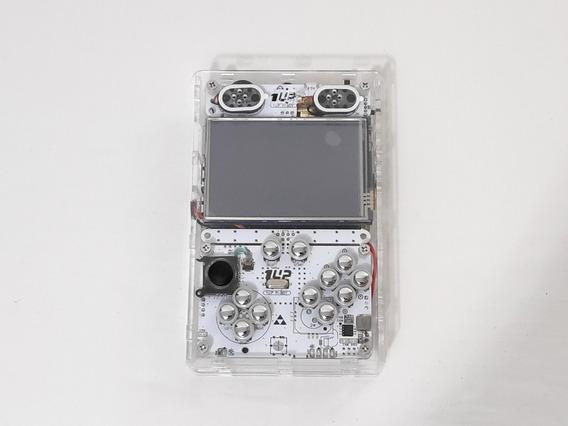 Case 1up Pi-boy Tela 3.5 E Controle Para Raspberry Pi3 B