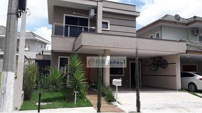 Casa Residencial À Venda, Urbanova, São José Dos Campos. - Ca0944