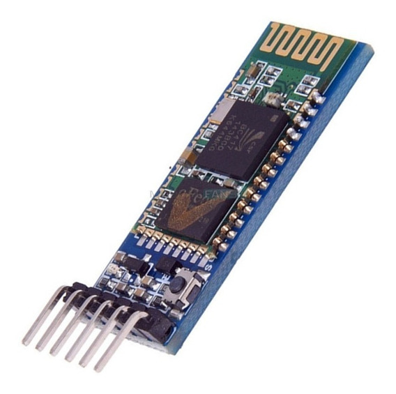 Módulo Bluetooth Serial Hc-05 Shield Arduino