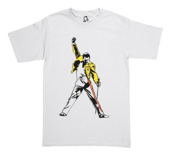 Playera Queen - Freddie Mercury