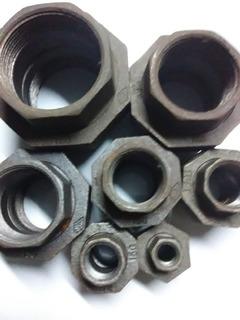 Union Universal Hierro Maleable (hierro Negro) Asiento Bronc