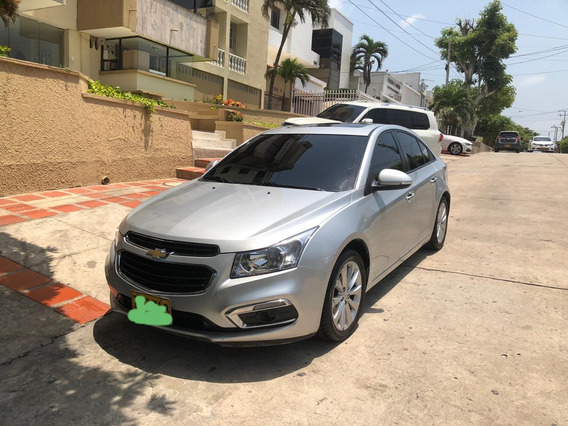 Chevrolet Cruze 2016 Version Platinum Full Equipo Aut