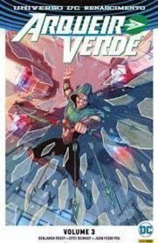 Arqueiro Verde Universo Dc Renascimento Volume 03