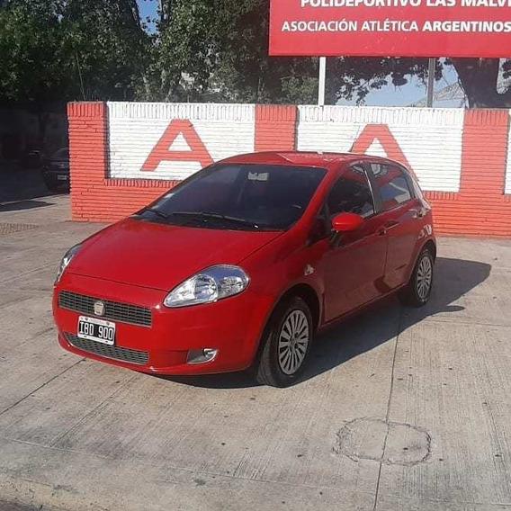 Fiat Punto 1.4 Elx, Año 2009, Excelente Estado.vendido