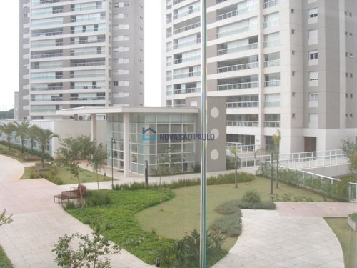 Apartamento Com Sacada Gourmet No Miolo Do  Ipiranga Vago E So Muda - Bi17948
